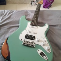 suhr guitar custom high spec