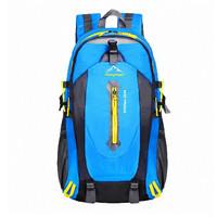 40L Tas Ransel Pria Backpack Unisex Anti Air Untuk Travel Camping Cli