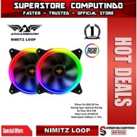 Fan Armaggeddon Nimitz Loop - LED Light RGB Colour