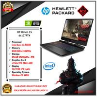 HP OMEN I5 93000H 8GB 1TB 256GB RTX2060 6GB 15.6 FHD 144Hz WIN10