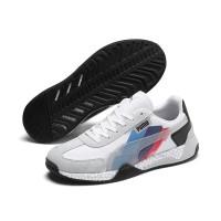 PUMA Sepatu Sneakers Speed Hybrid White Glacier ORIGINAL BNIB