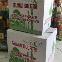 HOT SALE Best Seller Box Kotak Kardus Bingkisan Parcel Lebaran Idul