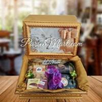 HOT SALE Parcel makanan lebaran - Cookies Box C - Free Ongkir Terjamin