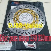GOLD SERIES!! Piringan depan disc cakram psm kawasaki ninja 250fi z250