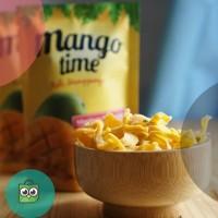 Promo Mango Time Manisan Mangga Kering / Dried Mango / Buah Kering -