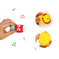 toys Baby soft bath shower fun giraffe net fishing music educational