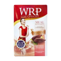 WRP Lose Weight Meal Replacement Cokelat 300gr - Susu Diet 6x50g