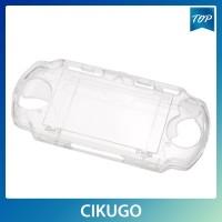 cikugo Hard Case Pelindung Bening untuk Sony PSP 2000 3000