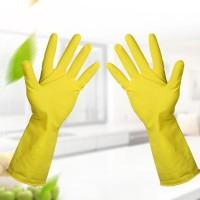 Sarung Tangan Silikon Scrubber Pembersih Peralatan Rumah Tangga