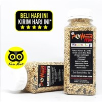 MDS Pakan Makanan Burung Lovebird Paud Balibu Milet Power Mix Start Up