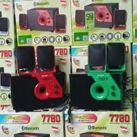 Speaker Aktif Bluetooth GMC Teckyo 778D
