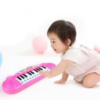 Organ Piano Elektronik dengan Keyboard untuk Edukasi Musik