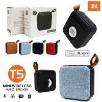 Speaker Bluetooth JBL T5 / Speaker Wireless Music Bluetooth