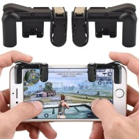 Mobile Fire Button L1R1 Free Aim Shoot Trigger Gaming Console PUBG