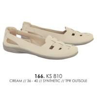 TERMURAH pansus wanita flat shoes cewe sepatu catenzo KS 810