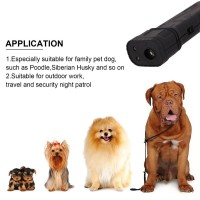 Ultrasonic LED Dog Repeller Trainer Pet Dog Anti Barking Device