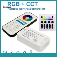 IH 3PcsSet WiFi 2.4GHz RF Remote RGBW RGBCCT LED Strip Light