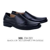 sepatu pantofel kulit pria sepatu kulit formal ori catenzo OH 021