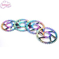 Chainring Rainbow Maintenance Cycling Riding Spare Component Parts