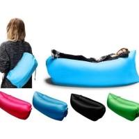 Lazy Bag Lamzaq Lay Bag Air Bed Sofa Angin Sofa Pantai Sofa Kode 76