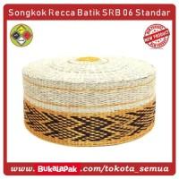 Songkok Bone Khas Pakaian Adat Bugis Makassar SRB 06 Standar Limited