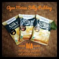 Termurah Moiaa Premix Silky Pudding / Dessert / Puding Sutera / Susu /