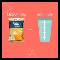 Termurah Moiaa Pudding Silky 100 Gram