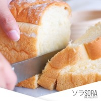 Roti Tawar Lembut Regular - Sora Soft Bread