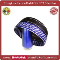 Songkok Bone Pakaian Adat Bugis Makassar Sulawesi SRB 17 Standar