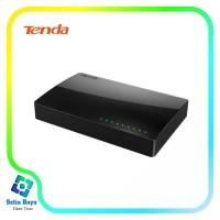 Paling Terlaku Tenda Switch Hub Sg108 8 Port Switchub Gigabit Tenda