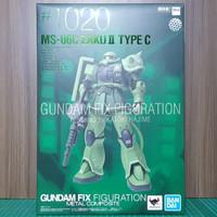 Gundam Fix Figuration Metal Composite MS-06C Zaku II GFFMC