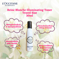 Reine Blanche Illuminating Toner 30ml