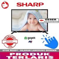 Sharp 2T-C32BA1i LED TV 32inch New 2019 Garansi Resmi 5 tahun