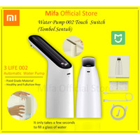 Xiaomi Mijia 3LIFE Pompa Air Galon Water Pump Rechargeable USB Touched