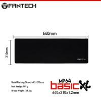 Fantech MP64 XL Basic - Mousepad Gaming Extra Large