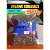 Organic Chiaseed 500gr (Organik Chia Seed)