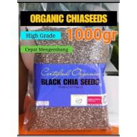 Organic Chiaseed 1Kg (Organik Chia Seed)