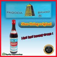 Arak masak pagoda shao hsing original
