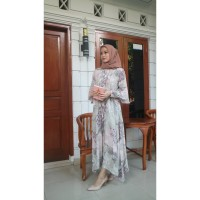 Aira Dress Gamis Syari murah baju mislim wanita