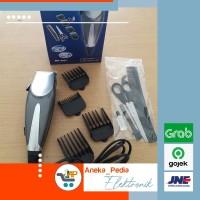[PAKET LENGKAP] Alat Mesin Potong Rambut Gunting Cukur Rambut