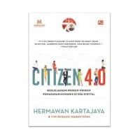 Buku Citizen 4.0   Hermawan Kertajaya Markplus (Marketing)