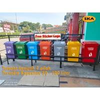 Tempat Sampah 7 warna
