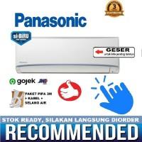 PANASONIC AC si-BiRU low voltage 1,5 PK LN12UKJ -tanpa PASANG +PIPA 3M