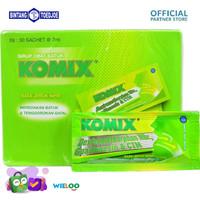 Komix Obat Batuk (Sachet isi 7ml)