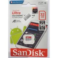 SanDisk Micro SD 32GB 98mb/s ORIGINAL A1 ultra