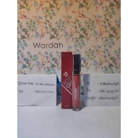 Wardah exclusive matte lip cream 17 rosy cheek / lipstick lipstik