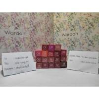Wardah exclusive matte lip cream 13 fruit punch / lipstick lipstik