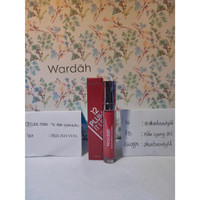 wardah exclusive matte lip cream 12 plump it up / lipstick lipstik