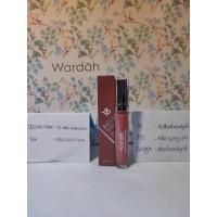 Wardah exclusive matte lip cream 18 saturdate night / lipstick lipstik