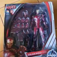 mafex iron man mark 45 age of ultron mk 45